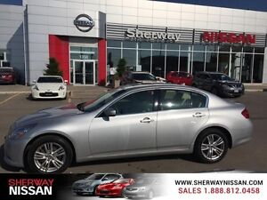 2012 Infiniti G37 Sedan 4dr Sdn Luxury AWD
