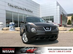 2012 Nissan Juke SV awd, only 58000kms and clean carproof. Price