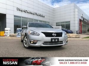 2014 Nissan Altima SV Tech,one owner accident free trade.Priced