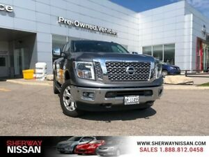 2016 Nissan Titan XD SL 4X4,accident free and only 32000kms