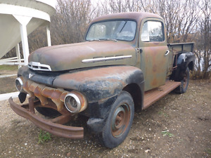 SOLID WESTERN 1951 FORD 1 TON