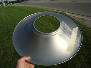 A Reflector Type Light Shade from some sort of Light Fixture?