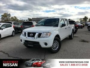2017 Nissan Frontier sv 4wd, only 100 km,priced to sell!