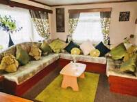 Caravan to rent 2 bedroomed