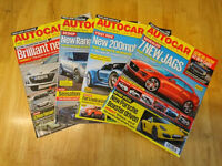 Autocar Magazines Collection 2012 - 52 Issues inc. Aston Martin, Ferrari, Etc.