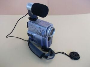 Sony DCRPC9 Mini DV Handycam Camcorder, Made in Germany