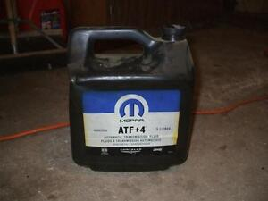 4 litre Jugs ATF +4 Regina Regina Area image 1