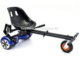Brand new hoverboard cart attachment. top of the range with suspension and twin beams to stop twist