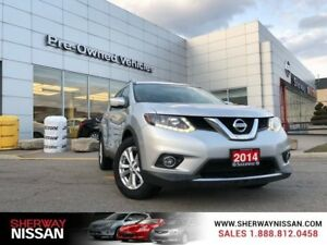 2014 Nissan Rogue,one owner accident free trade, priced to sell!