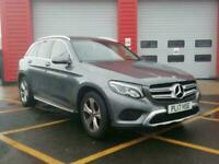 2017 Mercedes-Benz GLC CLASS 2.1 GLC220d Sport G-Tronic 4MATIC (s/s) 5dr Auto SU