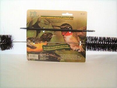 Bird Feeder Hummingbird Birdfeeder Cleaning Brush Kit, Set 2