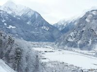 Rent our log cabin on the Alps in Tyrol