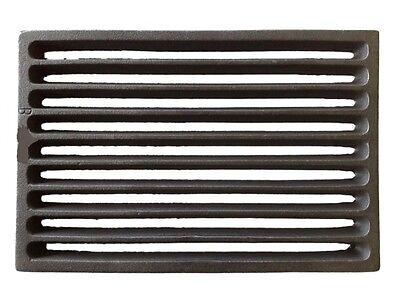 17 x 30 cm, Feuerrost, Rost, Herdrost, Grillrost, Ofenrost, Gusseisen