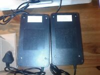 New charger for electric bike. 72v 3A. New, ordered from manufacturer. Hackney, East London