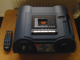 Coomber 6021 Portable Realtime CD (single) Player Recorder