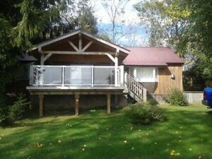 Lakefront Cottage for Sale