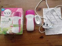 Veet Easy Wax electrical roll-on kit for home use. £3 Hackney E5 , East London