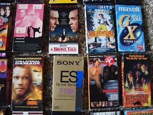 Lot of 58 Assorted VHS Tapes -Selling All for $27.00 or $2.00/Ea Kitchener / Waterloo Kitchener Area image 6