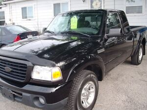 2010 FORD RANGER EXT.  164000 km London Ontario image 1