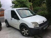 FORD TRANSIT CONNECT T200 SWB TDDI DRIVES WELL 9 MONTHS M.O.T