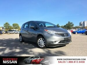 2015 Nissan Versa Note,low km accident free trade,no reasonable