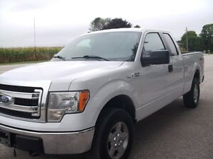 2013 FORD F150 EXT. 4X4