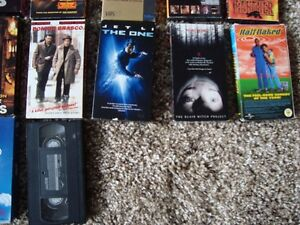 Lot of 58 Assorted VHS Tapes -Selling All for $27.00 or $2.00/Ea Kitchener / Waterloo Kitchener Area image 9