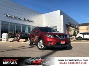 2015 Nissan Rogue family tech pkge,accident free one owner trade