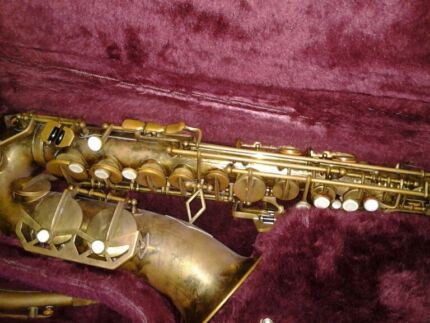 SAXOPHONE Dolnet Paris Heybridge Central Coast Preview