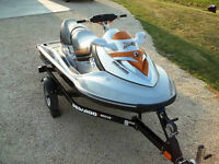 +++ 2008 Sea Doo RXT-X SUPERCHARGED 255 hp LOW Hours +++