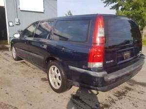 2003 Volvo V70 Familiale FINANCEMENT AUCUN CAS REFUSÉ!!