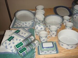 Villeroy & Boch Switch 3 Complete Dinnnerware and Accessories
