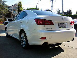 2007 Lexus IS 250 AWD * low kms * fully loaded * clean local