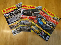 Autocar Magazines Collection 2009 - 52 Issues inc. Aston Martin, Ferrari, Etc.