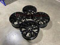 "20"" Inch VW TIGUAN Style wheels AUDI Q3 T-ROC 5X112 66.6 Passat A4 A6 skoda"