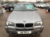 2008 BMW X3 2.0 20D M SPORT 5DR