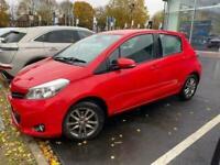 2014 Toyota Yaris 1.0 VVT-i Icon+ 5dr Hatchback Petrol Manual