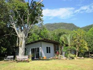 MULLUMBIMBY - 5 ACRES / COTTAGE / LARGE STUDIO / STUNNING VIEWS Mullumbimby Byron Area Preview