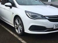 2017 Vauxhall Astra 1.6 CDTi ecoTEC BlueInjection SRi VX Line Nav 5dr Hatchback