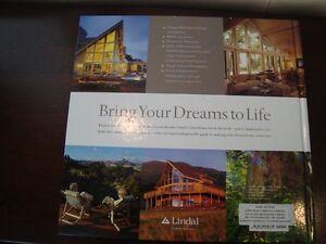 Living Dreams Beautiful Coffee Table Book of Lindal Homes Kitchener / Waterloo Kitchener Area image 8