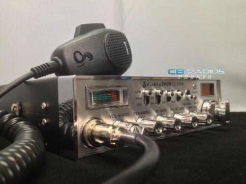 Cobra 29 Ltd Classic Cb Radio - PERFORMANCE TUNED + ECHO BOARD