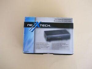 Nextech DVD Video RF Modulator, New