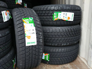 New 235/55R17 winter tires, $460 for 4