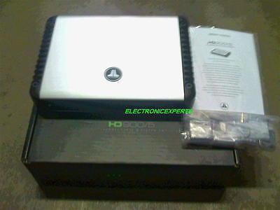 New JL AUDIO HD900/5 5 Channel 900 Watt Rms Car Amplifier 4 Channel + Mono Sub