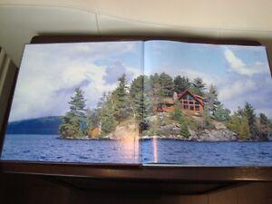 Living Dreams Beautiful Coffee Table Book of Lindal Homes Kitchener / Waterloo Kitchener Area image 4