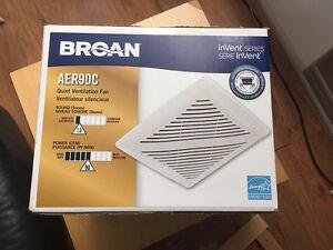 Ventilateur pour la salle de bain Broan