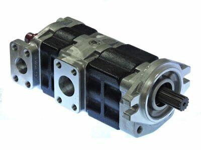 Tandem Hydraulic Pump Fits Takeuchi Tl150