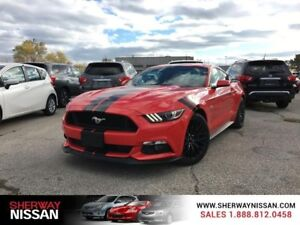 2016 Ford Mustang with GT performance package,only 14900 kms,com