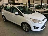 2015 Ford C-MAX 1.6 TDCI ZETEC-PERFECT FAMILY CAR-ACRES OF SPACE MPV Diesel Manu