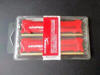 HyperX Savage RAM 8 GB DDR3-1866